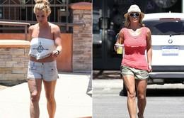 Những đôi chân xấu kinh hoàng của sao Hollywood