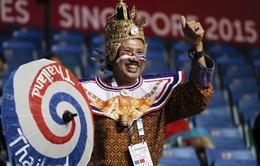 Người Thái nghĩ gì về bóng đá Việt Nam?