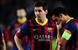 Messi thi đấu sa sút vì... ăn quá nhiều pizza