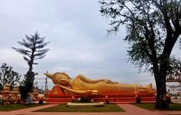 Một ngày bình yên ở thủ đô Vientiane, Lào