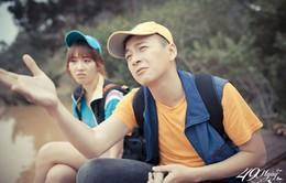 """Hari Won, Ngô Kiến Huy khuấy động phim trường """"49 ngày"""""""