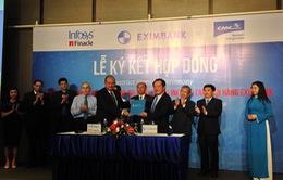 Eximbank triển khai công nghệ Infosys Finacle Core Banking