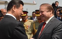 Trung Quốc, Pakistan nâng cấp quan hệ song phương