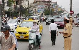 Hà Nội phân luồng 13 tuyến phố phục vụ Đại hội Đảng bộ