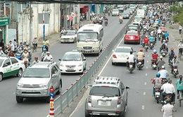 Không xuất hiện tình trạng kẹt xe nghiêm trọng trong ngày cuối dịp nghỉ lễ