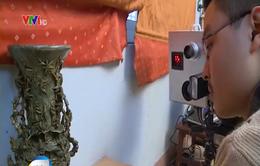 Chàng trai 17 tuổi 3D hóa hàng trăm linh vật Việt