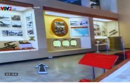 Ứng dụng công nghệ 3D trong bảo tàng ở Việt Nam