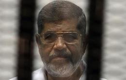 Mỹ và EU kêu gọi Ai Cập xét lại án tử hình cựu Tổng thống Morsi