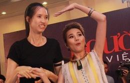 """Vietnam's Next Top Model 2015: Thí sinh cao... 1m90 khiến Thanh Hằng """"hoảng"""""""