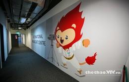 SEA Games 28: Trung tâm truyền hình quốc tế IBC đã sẵn sàng