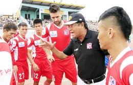 CLB Đồng Nai quyết cải thiện thành tích tại V.League 2015