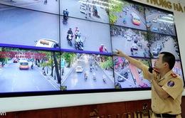 """Phạt """"nguội"""" vi phạm giao thông: Băn khoăn xe không chính chủ"""