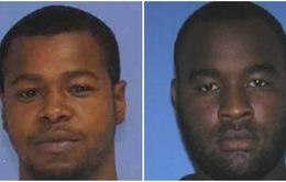 Mỹ: Bắt giữhai nghi phạm trong vụ 2 cảnh sát Mỹ bị bắn chết
