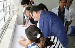 Đà Nẵng:Tái tạo bộ phận sinh dục cho trẻ em không may