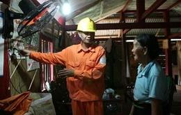 Đóng điện cho các xã vùng sâu huyện Mường Tè