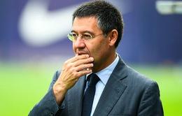 Chủ tịch Barcelona tẩy chay Lễ trao giải Quả bóng Vàng