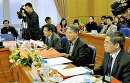 Bộ Tư pháp tiếp tục thí điểm thi tuyển 4 vị trí lãnh đạo