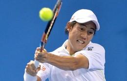Brisbane International 2015: Kei Nishikori thẳng tiến vào tứ kết