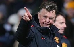 HLV Van Gaal yêu cầu Man Utd hạn chế chuyền bóng về thủ môn