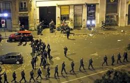 Xuất hiện kẻ tấn công thứ 9 trong vụ khủng bố ở Paris