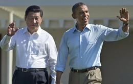 Chủ tịch Trung Quốc bắt đầu chuyến thăm chính thức đầu tiên tới Mỹ