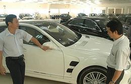 Hơn 12.000 ô tôđược bán trong dịp Tết