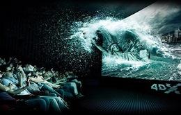 Rạp phim 4DX đầu tiên ra mắt ở Anh