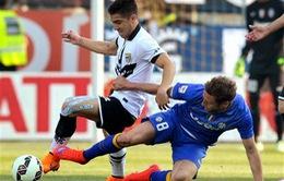 Juventus thua sốc trước đội cuối bảng Parma sau 5 tháng bất bại