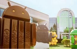 Thị phần Android 5.0 Lollipop gây thất vọng
