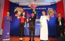Sao mai 2015: Ba thí sinh tại Đức lọt vào vòng chung kết khu vực châu Âu