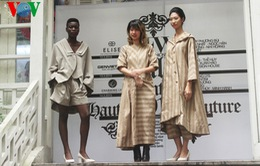 Tuần lễ thời trang Thu Đông 2015 trở về sự mềm mại, nữ tính