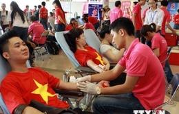 Hành trình đỏ 2015: Mở rộng đối tượng, địa bàn hiến máu