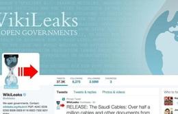 WikiLeaks công bố 500.000 tài liệu ngoại giao của Saudi Arabia