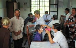 Bình Định: Khám bệnh, phát thuốc miễn phí cho ngư dân nghèo