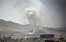 Yemen: Hơn 1000 người thiệt mạng sau cácđợt không kích vào phiến quân Houthi