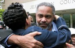 Mỹ: Tù nhân được tuyên trắng an sau 30 năm