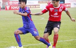 Đồng Tâm Long An thảm bại trong trận giao hữu với U23 Campuchia