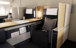Hàng không Thụy Sĩ tung ra thiết kế nội thất máy bay mới đầy ấn tượng