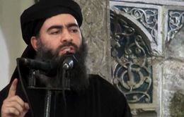 Đoàn xe chở thủ lĩnh IS bị không kích tại Iraq