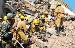 Sập nhà kinh hoàng tại Ấn Độ, 5 người thiệt mạng