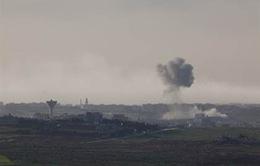 Israel không kích miền bắc dải Gaza