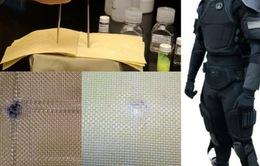 Áo giáp chống đạn bằng chất lỏng