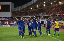 ĐT Thái Lan được treo thưởng 19 tỷ đồng trước trận gặp Đài Loan