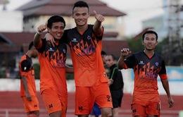 Lương cầu thủ thi đấu tại Lào có thể lên tới 100 triệu đồng