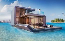"""Cận cảnh biệt thự """"trên nổi dưới chìm"""" cho giới siêu giàu ở Dubai"""