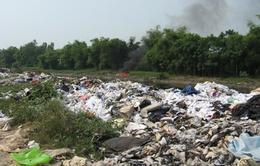 Xử lý ô nhiễm môi trường các làng nghề: Chỉ mang tính tình thế?