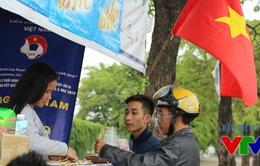 Chưa có cơn sốt vé trong ngày diễn ra trận Việt Nam – Thái Lan
