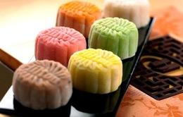 Độc đáo nhiều loại bánh Trung thu ở các nước châu Á