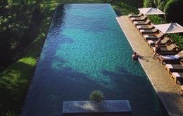 Những bể bơi khách sạn độc đáo nhất hành tinh