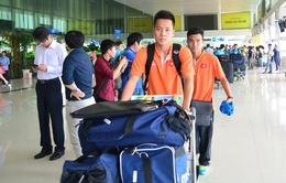 Olympic Việt Nam và U22 Uzbekistan trước trận giao hữu